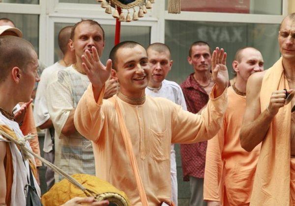 Кришнаиты кто это  такие